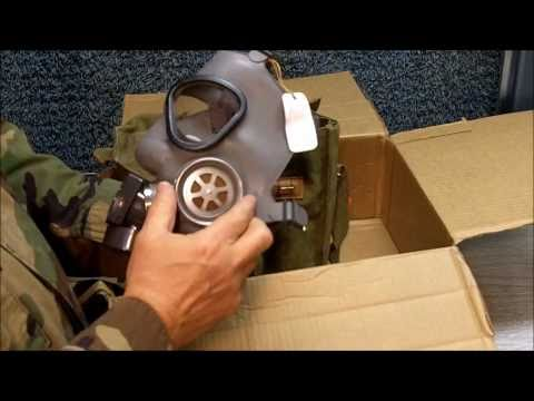 Gas Masks for the Survivalist & Prepper