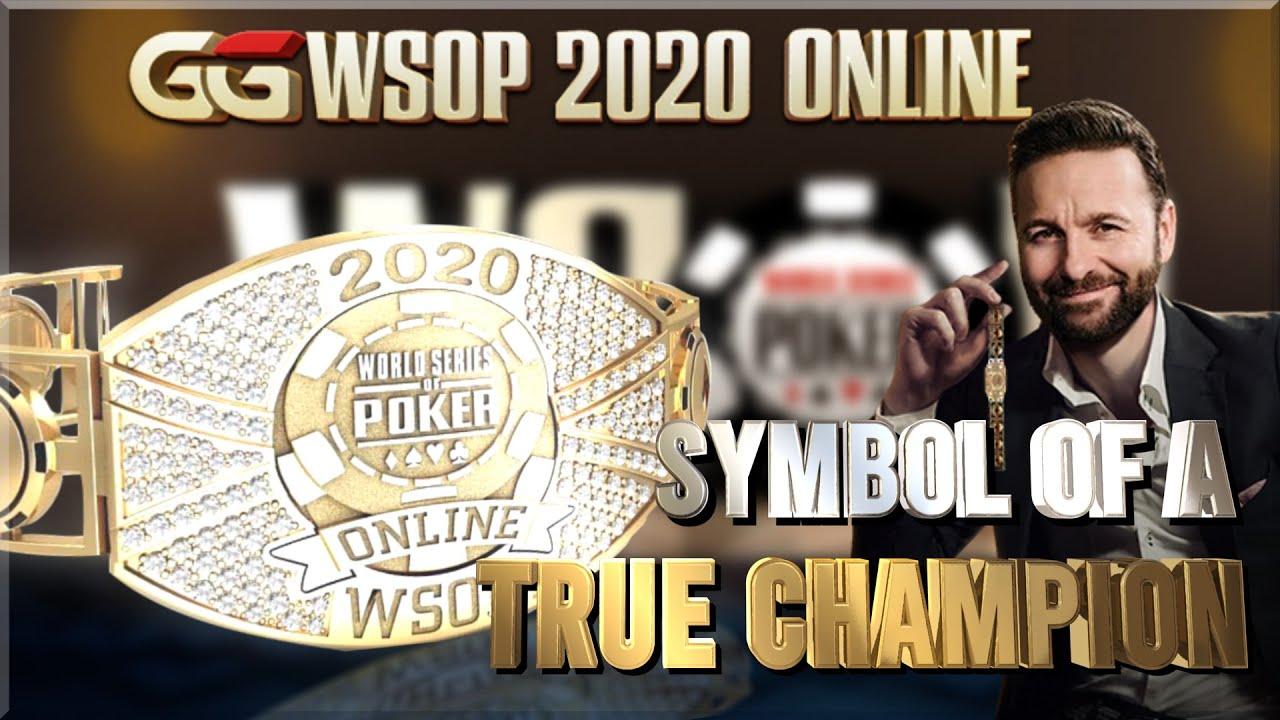 For The Bracelet Wsop Online 2020 Youtube