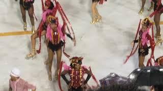 Rio de Janeiro Carnaval 2019 Brazil - day 1 of Samba Brasil Carnival