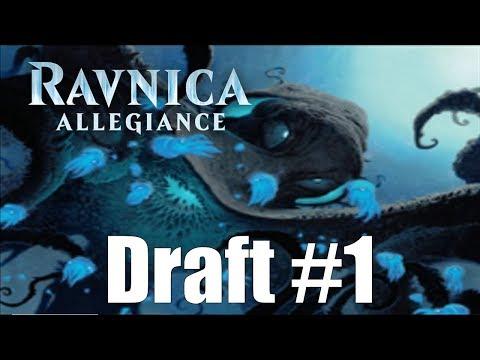 Ravnica Allegiance Draft #1