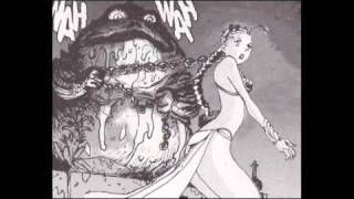 Jabba and Slave Leia: Manga Version