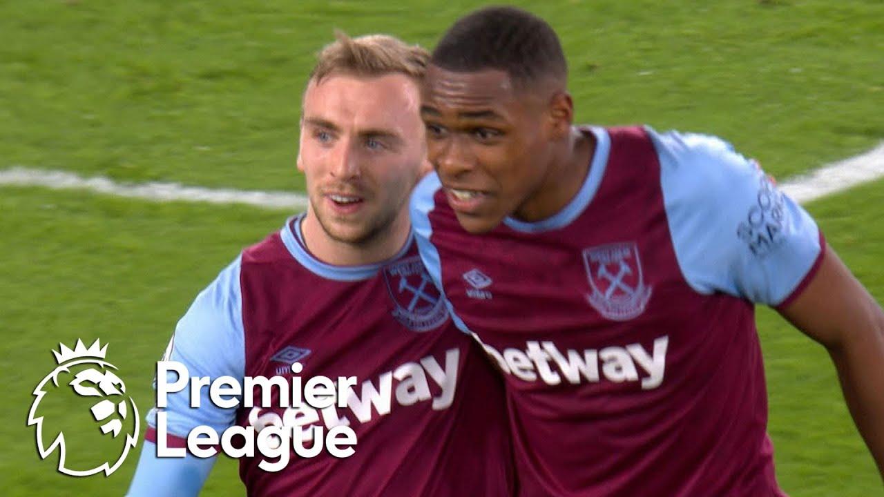 Issa Diop heads West Ham into 2-0 edge v. Sheffield Utd | Premier League | NBC Sports