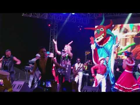 Olga Tañon Sanse 2018 La Vida Es Un Carnaval Puerto Rico