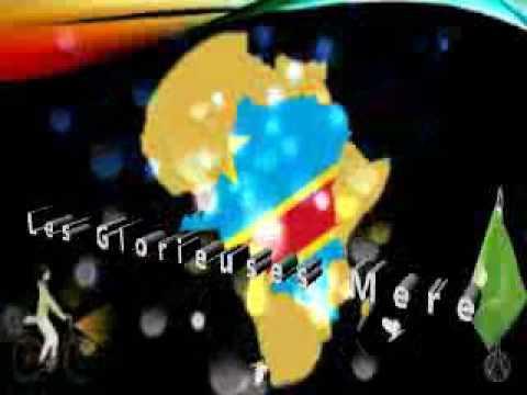 LES GLORIEUSES MERE RDC/ Beno ba Glorieuses