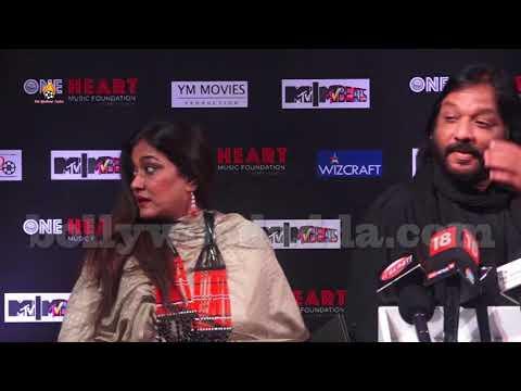 Roop Kumar Rathod At Mumbai Premiere Of Music Maestro AR Rahman One Heart Concert