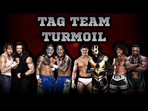 WWE 2K15 - Tag Team Turmoil | Universe Mode Special [PS4]