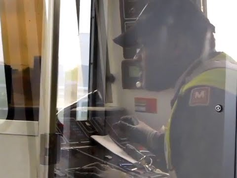 Exploring the Metro Finale: from the Driver's Perspective! Red Line Eastbound, Washington DC
