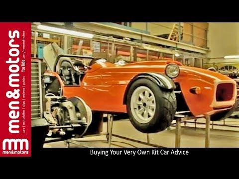 Buying Your Very Own Kit Car Advice