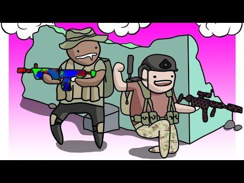 ЛУЧШИЙ МОБИЛЬНЫЙ ШУТЕР? - Forward Assault | Достойный клон CS GO | Смешные моменты | Монтаж