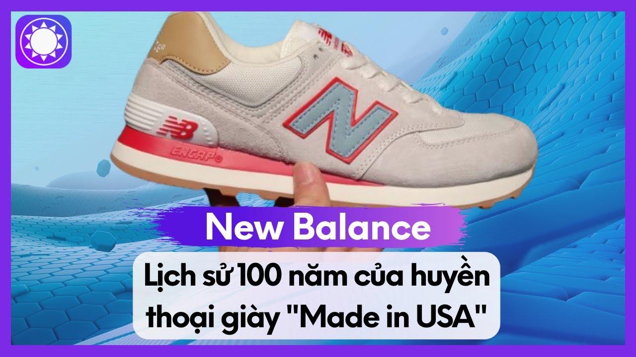 New Balance - Lịch Sử 100 Năm Của Huyền Thoại Giày \