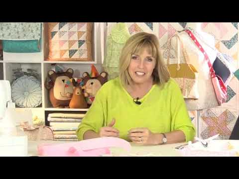 Debbie Shore's Half Yard Sewing Club April Live Facebook Chat