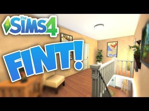 DEN FUNKER! (innredning) | The Sims 4 #4.37