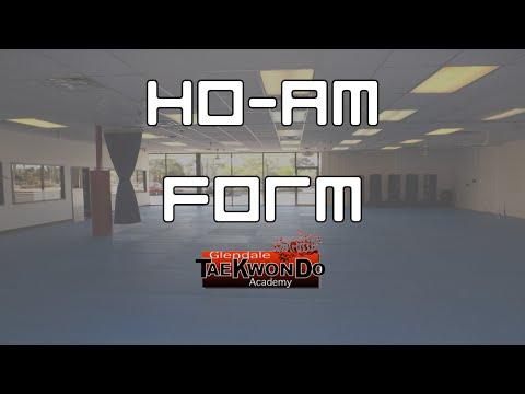 Ho-Am Form