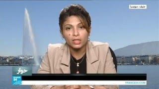زوجة رائف بدوي: حالته الصحية سيئة ولا أدلة على العفو