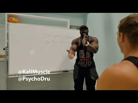 Slap City Leg Training Kali Muscle Psycho Dru