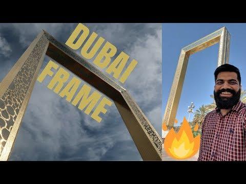 Dubai Frame - World's Largest Frame In-depth Tour 🔥🔥🔥