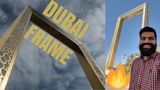 Dubai Frame - World's Largest Frame In-depth Tour 🔥🔥🔥