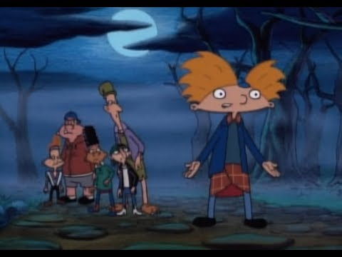 TOP 5 creepiest Hey Arnold episodes