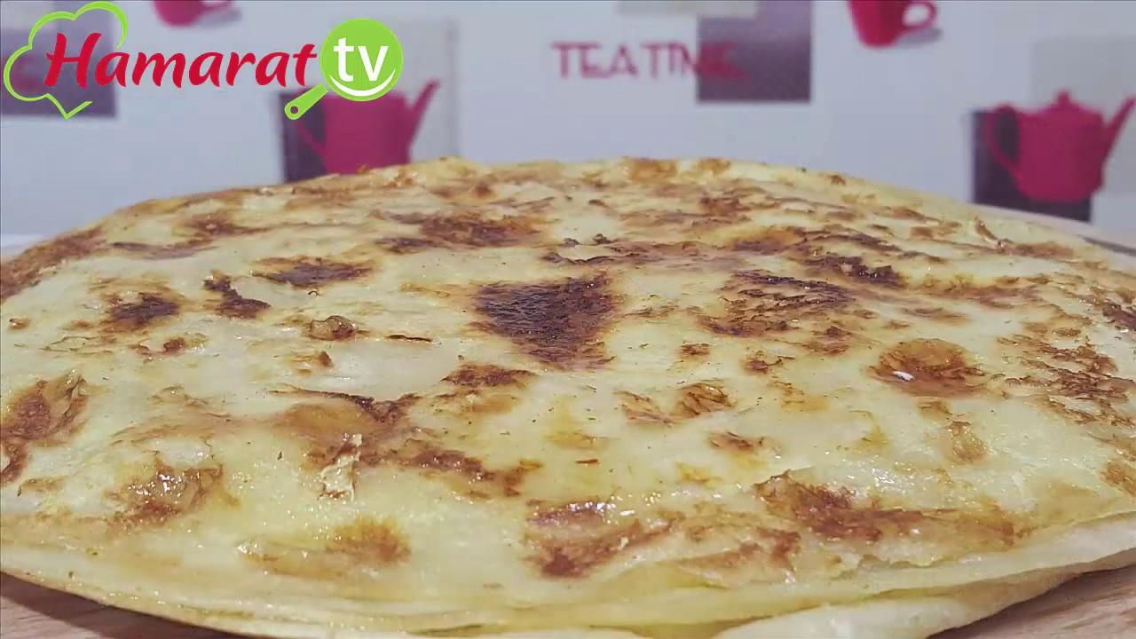Teflon Tavada Börek Yapımı Videosu