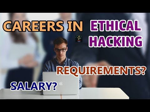 Careers In Ethical Hacking | Scope And Requirements | Expected Salary