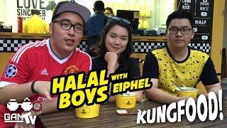 KUNGFOOD #15 HALAL BOYS with @eiphelsjournals  (Jakarta Selatan)