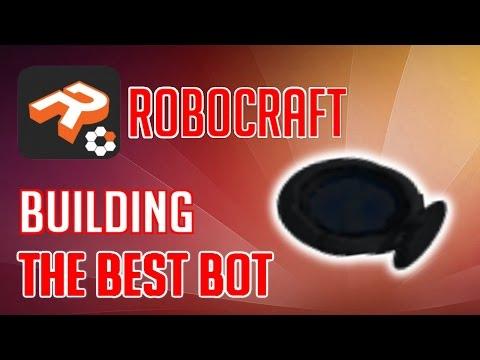 Building The Best Bot + Triforced Prometheus | Robocraft