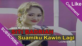 Cover images SITI BADRIAH [Suamiku Kawin Lagi] Live At Inbox (18-02-2015) Courtesy SCTV