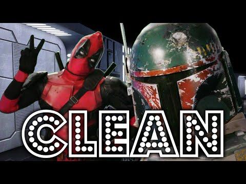 [CLEAN] Deadpool vs. Boba Fett - Bonus Battle.