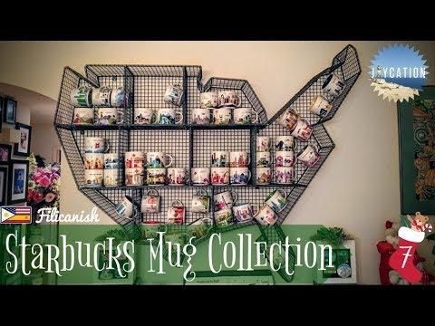 STARBUCKS MUG COLLECTION | COLLECTORS GUIDE ☕️🌍