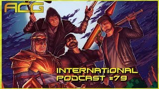 International Podcast #79 Open World Games, Far Cry 5 Thoughts, Skyrim VR, And Industry News