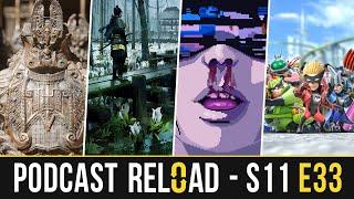Podcast Reload: S11E33 – Unreal Engine 5, Ghost of Tsushima, VirtuaVerse, The Wonderful 101