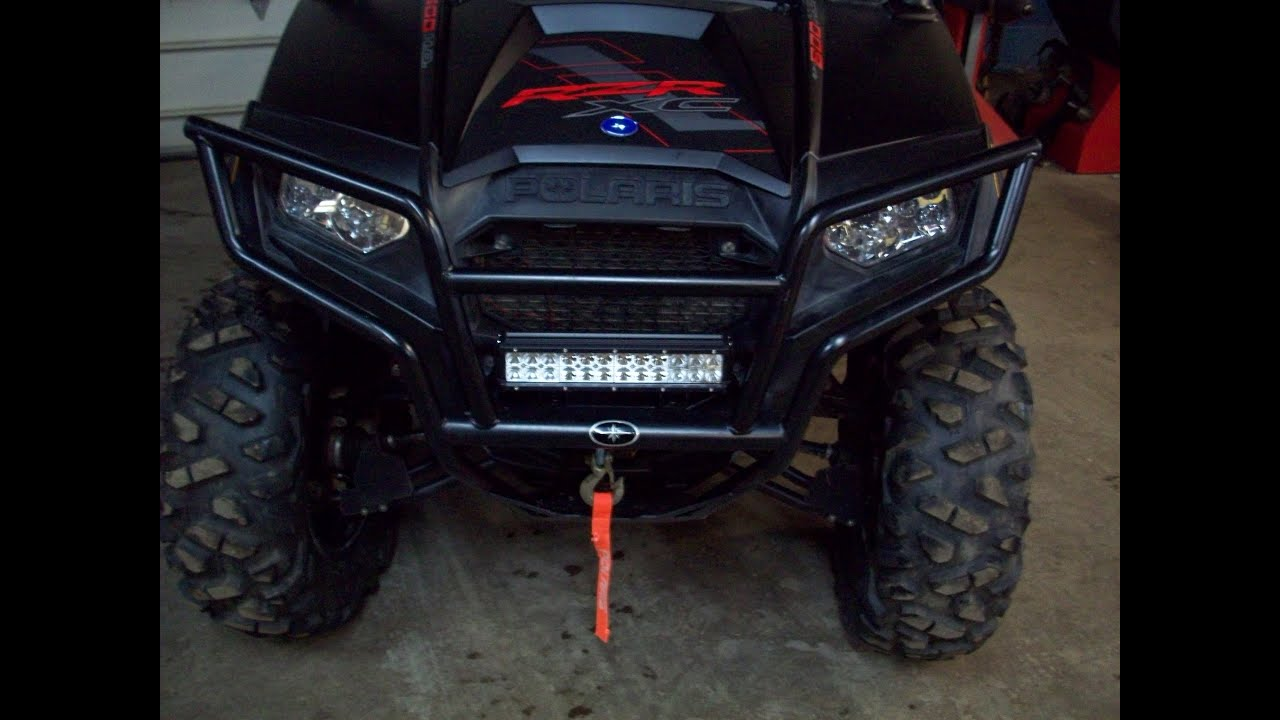 12 inch cheap ebay cree led lightbar review youtube aloadofball Choice Image