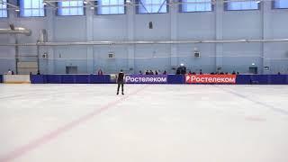 Василиса Кагановская и Валерий Ангелопол РТ КП 2021