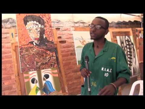 RISE AND SHINE RWANDA: KIGALI INTERNATIONAL ART COLLEGE