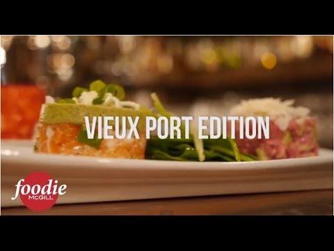 Foodie McGill: Vieux Port Edition