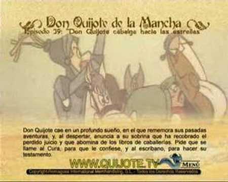 VideocuentoEpis.#39 Resumen DON QUIJOTE DE LA MANCHA (1979