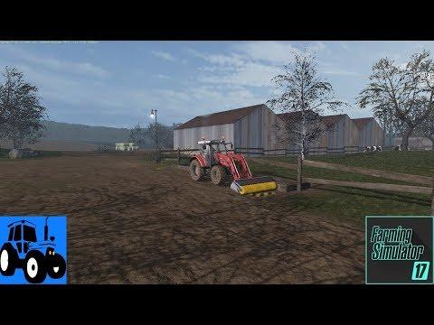 Lets Play Farming Simulator 2017 Norsk Grande Plaine Episode 12