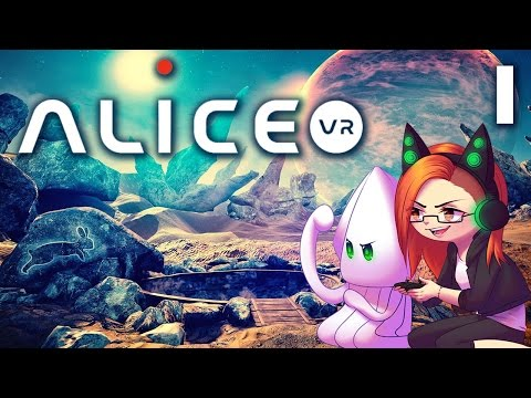 Alice VR - The Rabbit Hole and Wonderland IN SPACE?! ~Spotlight Part 1~  