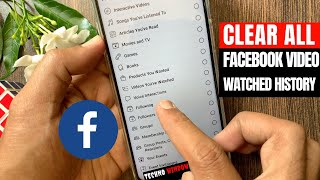 How to Clear Videos youve Watched on Facebook  Clear All Facebook Video Watched History