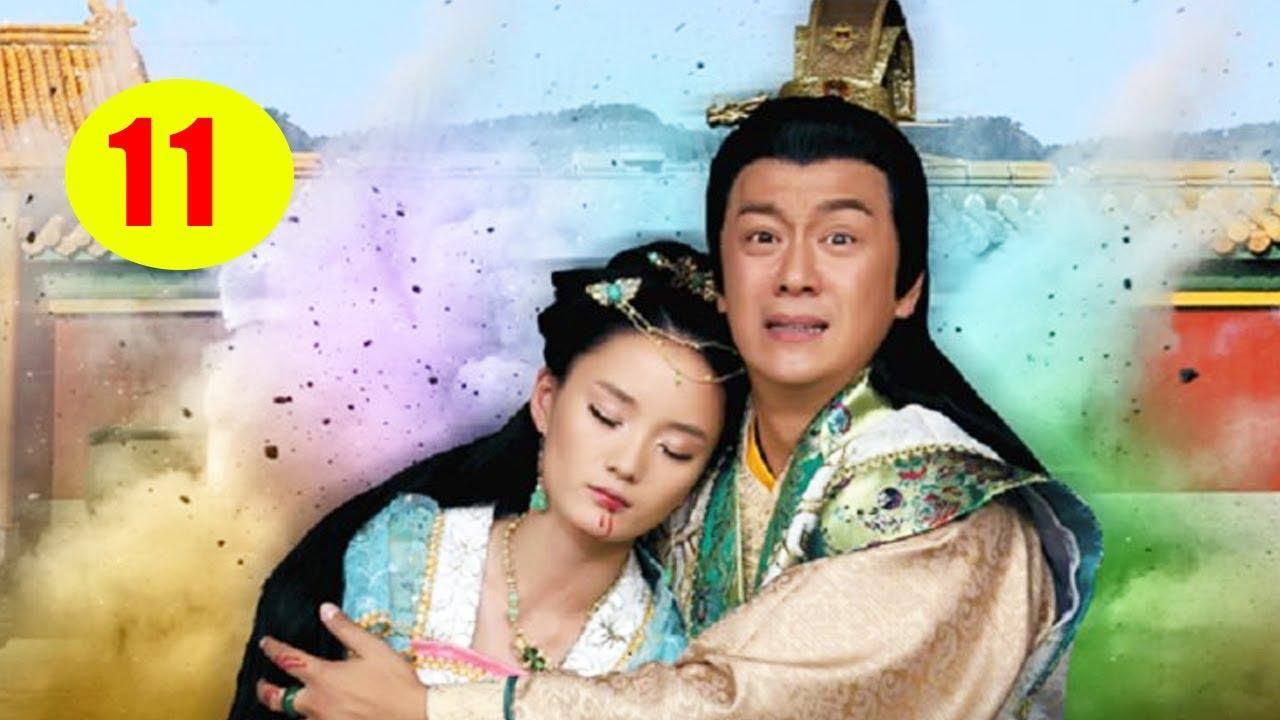 Phim Hay Thuyết Minh   Cung Dưỡng Ái Tình - Tập 11   Phim Bộ Cổ Trang Trung Quốc Hay Nhất