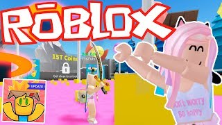 ENTRAMOS A CANDY LAND!! l UNBOXING SIMULATOR l ROBLOX