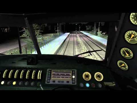 #018 | Train Simulator 2015 | Timelapse BR103 München - Garmisch-Partenkirchen |