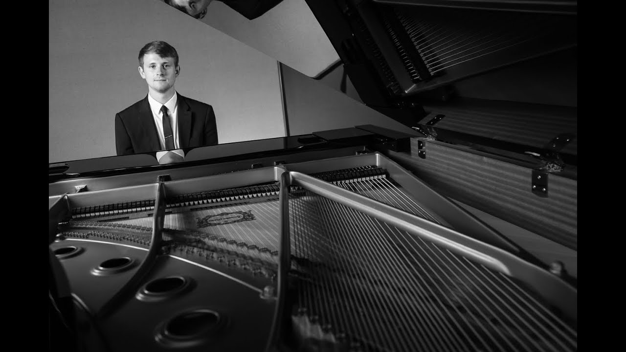Tom Hicks, Piano: John Ireland 'The Island Spell' (Oct 2012)