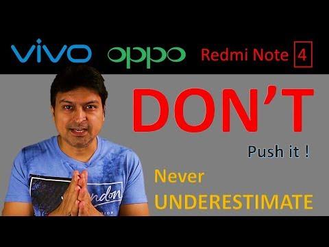 Oppo Vivo Redmi user Stop Now !!! Dont push it | हिन्दी