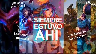 LILLIA CONECTA TODAS LAS HISTORIAS   Historia de la nueva campeona   Universo Lol con Halo