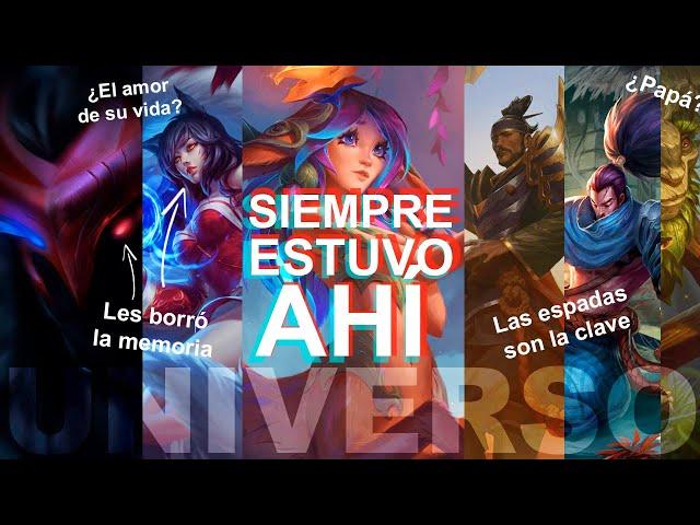 LILLIA CONECTA TODAS LAS HISTORIAS   Historia de la nueva campeona   Universo Lol con Halo - Halo y Ness LOL