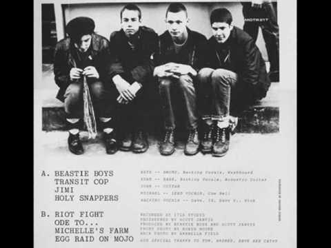 Beastie Boys - Ode To...