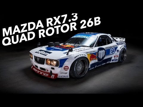 Mazda Rx7 2017 >> Mad Mike | RX-7.3 | 26b - YouTube