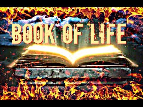 Book Of Life, If You Name Is Not N That Book You Won't Go To Heaven, PERIOD