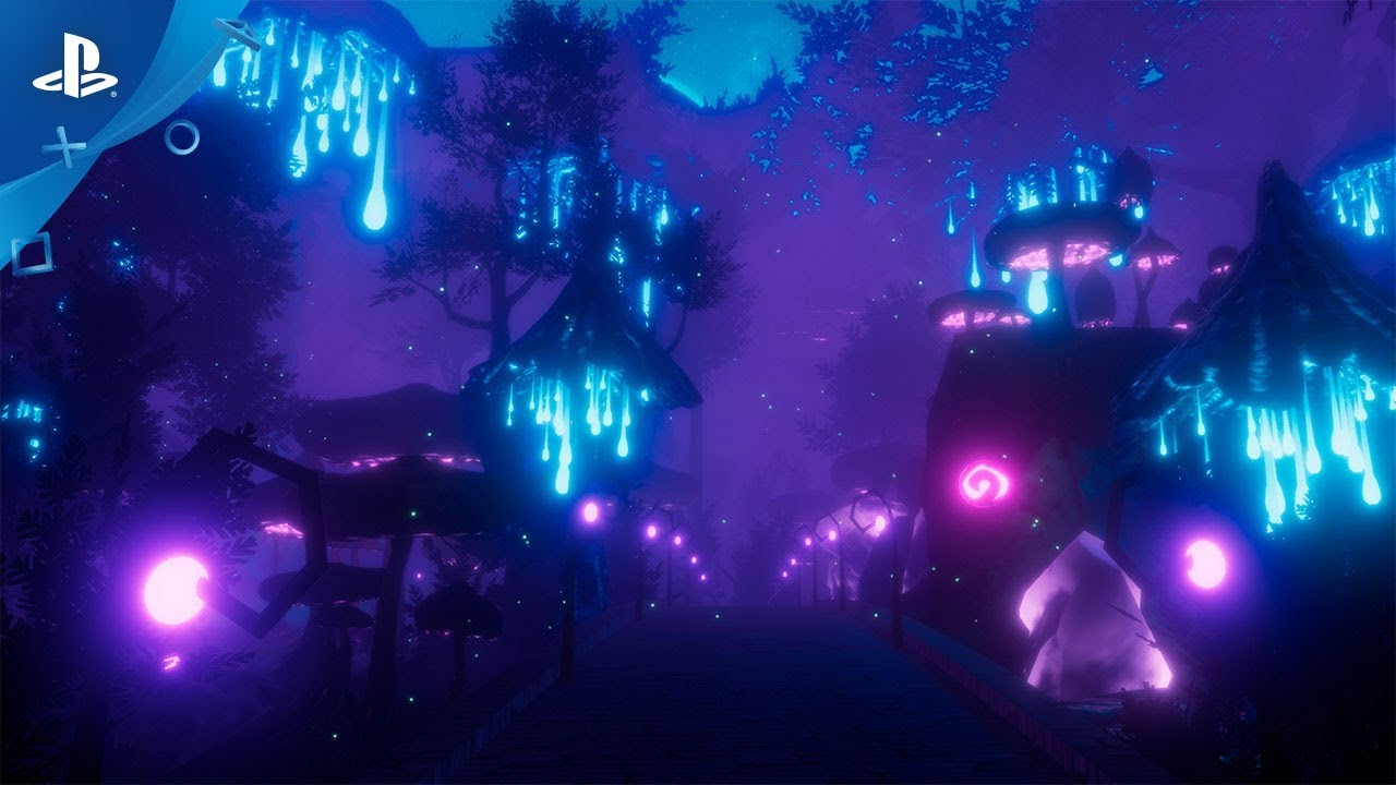 Mind Labyrinth VR Dreams – Announce Trailer | PS VR